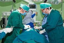 عمل جراحی سنگ کلیه به شیوه جدید در یاسوج