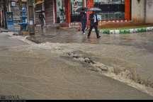 بارش شدید باران تا 24 ساعت آینده در لرستان ادامه دارد