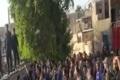 اعتراض  مردم منبع آب به عملکرد شهرداری اهواز، در جابجایی منازل