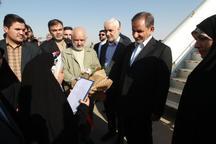جهانگیری وارد اصفهان شد