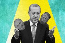 اردوغان همه چیز را با هم می خواهد