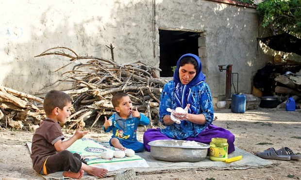 طرح بهبود تغذیه زنان روستایی قزوین آغاز شد