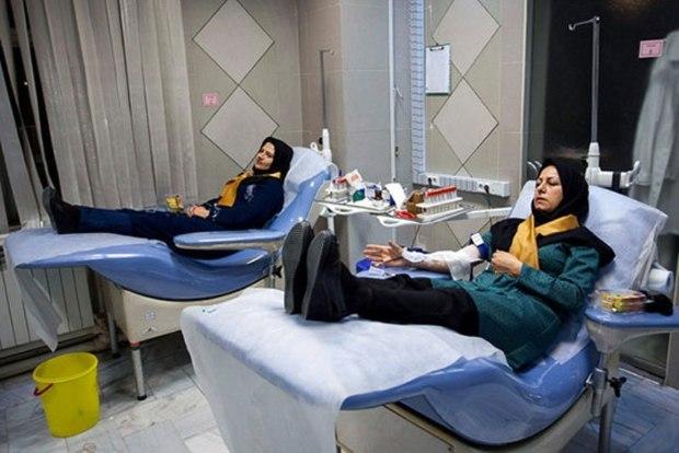 شاخص اهدای خون مستمر خراسان شمالی از میانگین کشور بالاتر است
