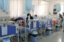 80 نفر از اهالی روستای «دریاس» مهاباد بستری هستند