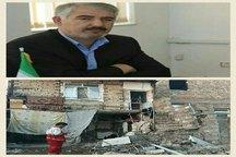 فرماندار سراب:زمین لرزه 4.9 ریشتری شربیان فقط به یک روستا خسارت وارد کرد