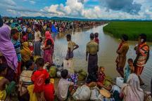 ادامه فرار مسلمانان میانمار و افزایش تعداد آوارگان در بنگلادش به 833 هزار نفر
