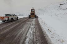 تیم های راهداری در مناطق کوهستانی قزوین آماده باش هستند