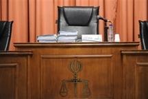 تصویر دو قاضی متخلف توسط قوه قضاییه منتشر شد