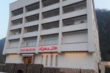 هتل چهارستاره شهرزاد در لاهیجان افتتاح شد