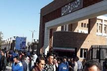 کارگران گروه ملی بار دیگر خواهان رسیدگی به مطالباتشان شدند