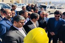 71 طرح شرکت توزیع برق شهرستان اراک به بهره برداری رسید