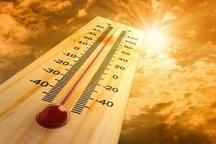 دمای هوای امامزاده جعفر به 46.3 درجه رسید