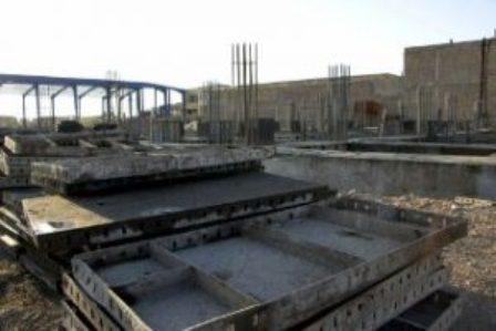 ساخت بزرگترین مجتمع خیری آموزشی در بافق آغاز شد