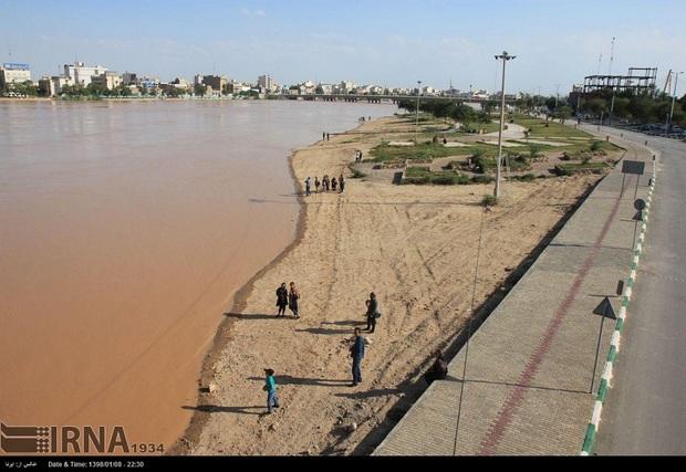 278 روستای خوزستان در معرض خطر سیل قرار دارند