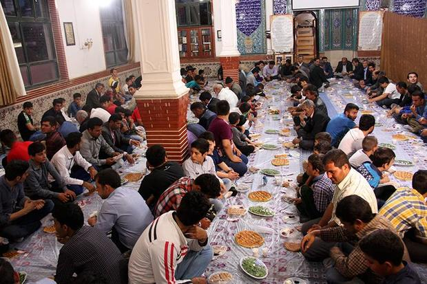 109 هزار و 810 نیازمند کردستانی اطعام شدند