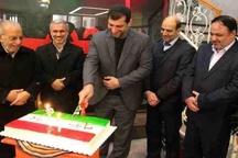 جشن رونمایی از کیک چهل سالگی انقلاب در زنجان