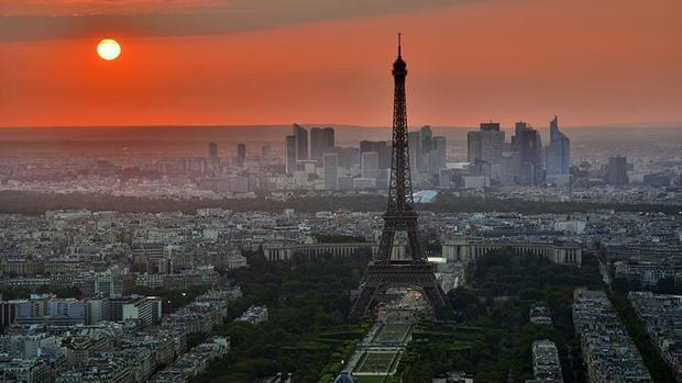 نشست پاریس با شرکت سران 70 کشور