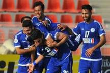 استقلال خوزستان یک قدم به مرحله دوم جام باشگاه های آسیا نزدیک تر شد