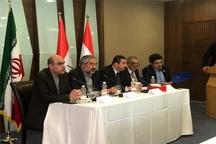 کردستان ایران مکانی برای سرمایهگذاری فعالان اقتصادی اقلیم کردستان  تقویت روابط دوجانبه در راستای حل مشکلات