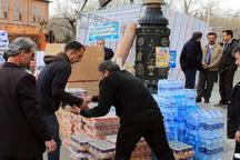 93 پایگاه در آذربایجان غربی آماده دریافت کمک به سیل زدگان است