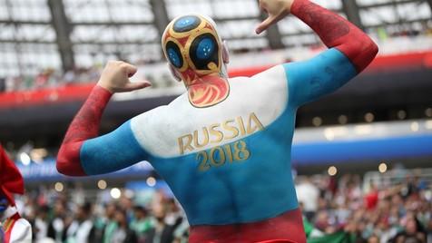 حواشی کامل قبل از بازی افتتاحیه جام جهانی 2018 روسیه