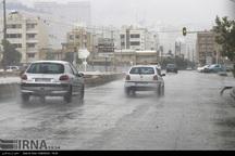 برف و باران فارس را فرا می گیرد