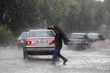 بیشترین میزان بارندگی در حسینیه اندیمشک ثبت شد