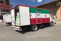 کمک های مردمی خراسان جنوبی به لرستان ارسال شد