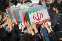 پیکر مطهر سه شهید مدافع حرم فردا در اصفهان تشییع می شوند
