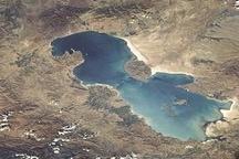 رکوردزنی تراز دریاچه ارومیه طی ۵ سال اخیر