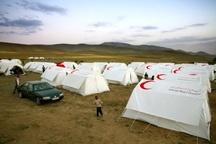 تکذیب مرگ تعدادی از زلزلهزدگان بر اثر سرما در کرمانشاه  فوت 3 نفر بر اثر آتشسوزی در اسکانهای اضطراری