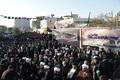 گردهمایی بزرگ عزاداران حسینی ،قیام خمینی در قم برگزار شد