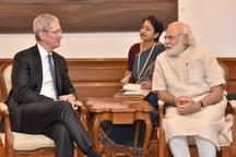 ساخت آیفون در هند آغاز شد