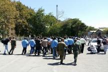 انهدام 28 باند سرقت و دستگیری 101 سارق در تهران