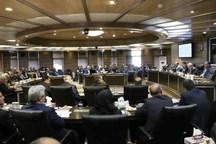 ستاد فرماندهی اقتصاد مقاومتی آذربایجان غربی تشکیل جلسه داد