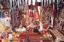 دوره نقاشی روی فلز و پارچه در لرستان برگزار شد