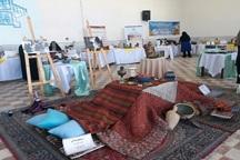نمایشگاه توانمندی های زنان روستایی کاشان گشایش یافت