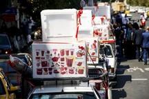 50 سری جهیزیه به زوج های جوان ایرانشهری اهدا شد