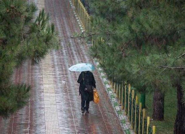 ۳۵.۸ میلی متر باران در چهاربید اسفراین بارید