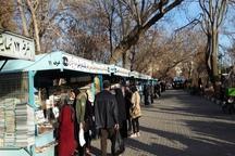 گلایه کتابفروش های 'گلستان باغی' تبریز از غیرفرهنگی شدن فضا  شهرداری اقدام کند