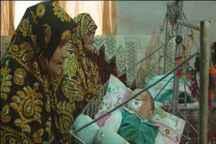 هودیخوانی، بازتاب حماسه عاشورا در بغض لالایی مادران ترکمن