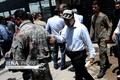 حمله شیر به مسئول دهکده طبیعت قزوین+فیلم