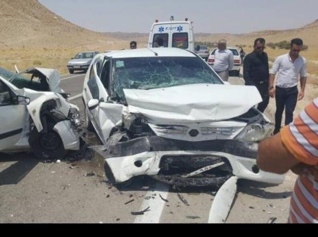 تصادفات آخر صفر در خراسان شمالی یک کشته و 35 مجروح داشت