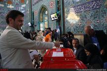 بیش از یک میلیون مازندرانی رای خود را به صندوق انداختند