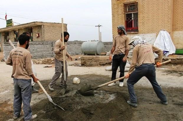 خدمات قرارگاه پیشرفت در 14 روستای دامغان ارایه شد