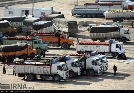 ارزش مبادلات مرزی کردستان 59 درصد افزایش یافت