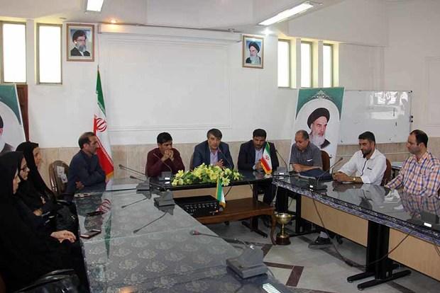 مدیرکل ورزش و جوانان یزد : توسعه ورزش بستگی به استعدادیابی و شکوفایی آن دارد
