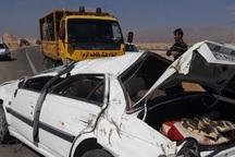 مسئول فوریت های پزشکی: واژگونی خودرو در آذربایجان شرقی 2 کشته داشت