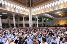 ائمه جمعه در تریبون نماز، کمک یار دولت باشند