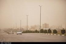 احتمال نفوذ گرد و غبار و آلودگی هوا برای نواحی جنوبی و غربی استان ایلام پیش بینی می شود